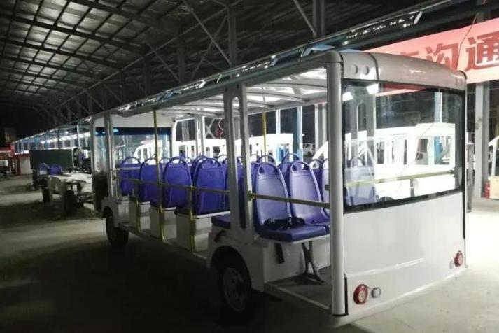 电动观光车与巡逻车电池维护
