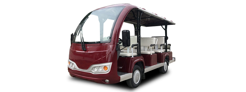 MKNY081A十一座观光车