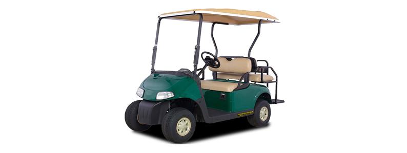 MKNGF022 2+2高尔夫球车