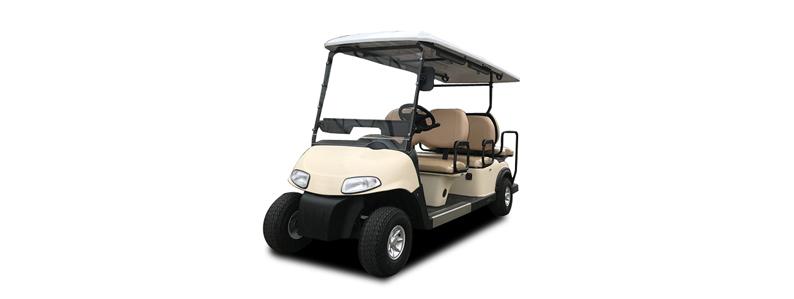 MKNGF042 4+2高尔夫球车