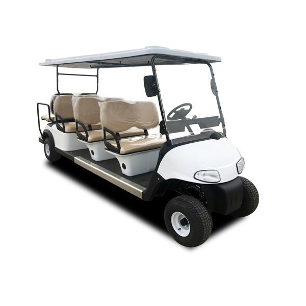 MKNGF081八座高尔夫球车