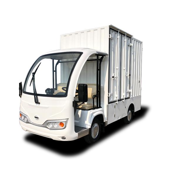 MKNH011电动货箱车