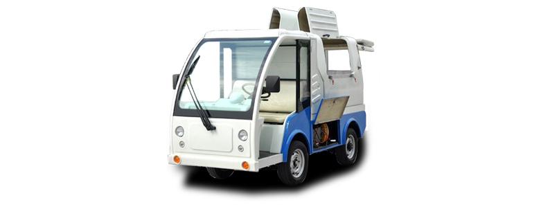 MKNW050电动清运车