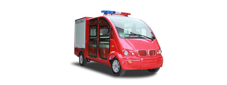 MKNF085五座消防车