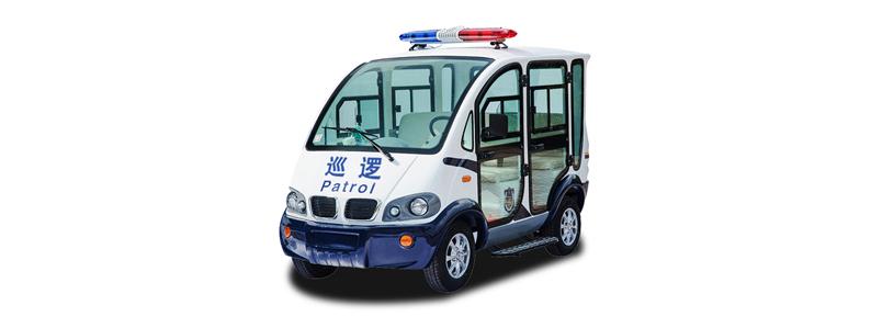 MKNX046五座巡逻车
