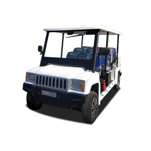 MKNHMRY08燃油八座观光车