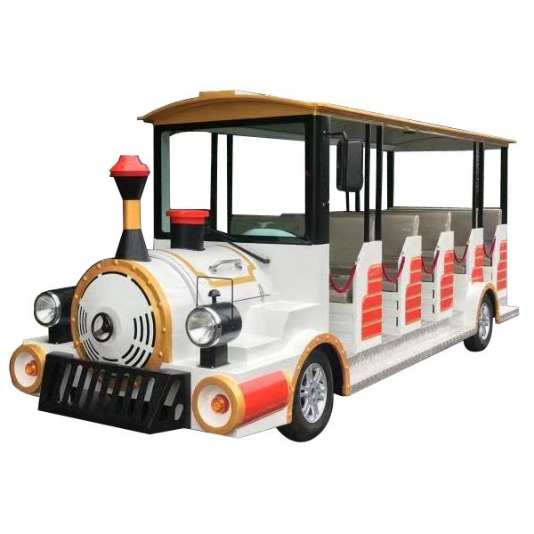 MKNYH014电动十四座观光火车